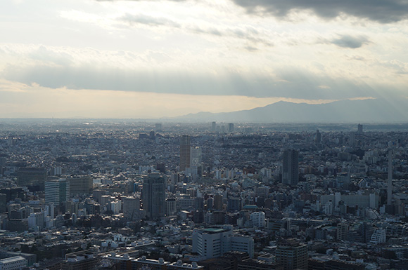 東京シティビュー(六本木ヒルズ)