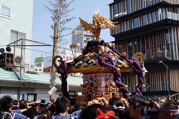 浅草三社祭2016